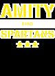 Amity Fan Favorite Heavyweight Hooded Unisex Sweatshirt