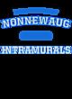 Nonnewaug Fan Favorite Heavyweight Hooded Unisex Sweatshirt