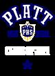 Platt Womens Holloway Electrify V-Neck Long Sleeve