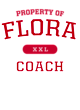 Flora Colorblock Competitor T-Shirt