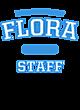 Flora Reverse Ombre T-Shirt