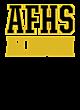 Allendale Fairfax Augusta Ladies Hyperform Fitted Short