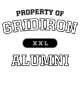 Gridiron Classic Fit Heavy Weight T-shirt