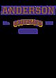 Anderson New Era Ladies Tri-Blend Fleece Varsity Crew