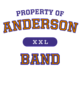 Anderson Holloway Youth Prospect Unisex Hooded Sweatshirt