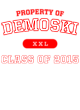Demoski Fan Favorite Heavyweight Hooded Unisex Sweatshirt