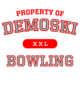 Demoski Classic Fit Heavy Weight T-shirt