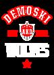 Demoski Fan Favorite Heavyweight Hooded Unisex Sweatshirt