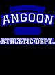 Angoon Tech Fleece Hooded Unisex Sweatshirt