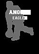 Angoon Ladies Kinergy 2 Color Long Sleeve Raglan T-Shirt