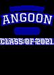 Angoon Womens Sport Tek Heavyweight Hooded Sweatshirt