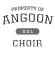 Angoon District Perfect Tri Long Sleeve Hoodie