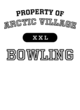 Arctic Village Classic Fit Heavy Weight T-shirt