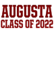 Augusta Womens Electric Heather Hooded Sweatshirt