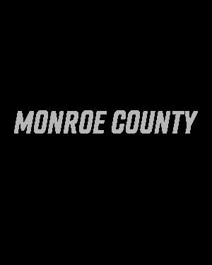 9540c9f3 Monroe County Embroidered Nike Therma-fit Full-zip Fleece Hoodie ...