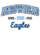 Arrowhead Russell Dri-Power Fleece Crew Sweatshirt