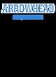 Arrowhead Ladies Long Sleeve Tri-Blend Wicking Raglan Tee