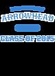 Arrowhead Kinergy Two Color Long Sleeve Raglan T-Shirt