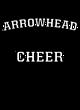 Arrowhead Ladies Tri-Blend Wicking Long Sleeve Hoodie