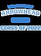 Arrowhead Tie Dye T-Shirt