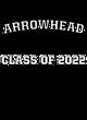 Arrowhead Lightweight Hooded Unisex Sweatshirt