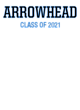 Arrowhead Champion Reverse Weave Crewneck Sweatshirt