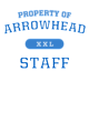 Arrowhead Allmade Youth Tri-Blend Tee