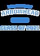 Arrowhead Fan Favorite Ladies Cotton V-Neck T-shirt