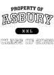 Asbury Classic Fit Heavy Weight T-shirt