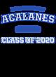Acalanes Holloway Electrify Long Sleeve Performance Shirt