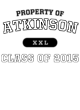 Atkinson Fan Favorite Heavyweight Hooded Unisex Sweatshirt