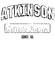 Atkinson Fan Favorite Heavyweight Hooded Unisex Sweatshirt