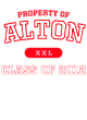 Alton Fan Favorite Heavyweight Hooded Unisex Sweatshirt