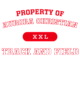 Aurora Christian Classic Fit Heavy Weight T-shirt