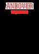 Andover Sport-Wick Heather Fleece Hooded Pullover