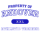 Andover Youth Long Sleeve Competitor T-shirt