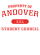 Andover Bella+Canvas Unisex Long Sleeve T-Shirt