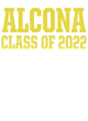 Alcona Champion Heritage Jersey Tee