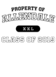 Allendale Fan Favorite Heavyweight Hooded Unisex Sweatshirt