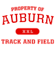 Auburn Women's Classic Fit Heavyweight Cotton T-shirt