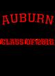 Auburn Classic Fit Heavy Weight Long Sleeve T-shirt