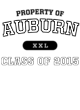 Auburn Russell Essential Tee