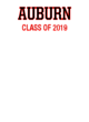 Auburn New Era Hoodie Tank