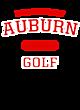 Auburn New Era Ladies Tri-Blend Pullover Hooded T-Shirt