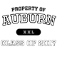 Auburn Vintage Heather Long Sleeve Competitor T-shirt