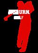 Auburn Tri Blend V-Neck T-Shirt