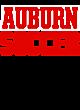 Auburn Beach Wash Garment-Dyed Hooded Unisex Sweatshirt