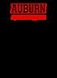 Auburn Nike Ladies Dri-FIT Cotton/Poly Scoop Neck Tee