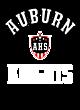 Auburn Comfort Colors Heavyweight Ring Spun Tee