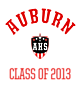 Auburn Holloway Ladies' Journey Hooded Pullover
